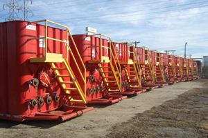 Used Frac Tanks